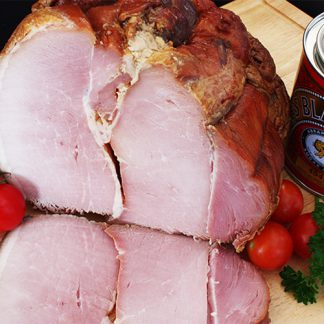 Order Now for Christmas- Black Cured Ham
