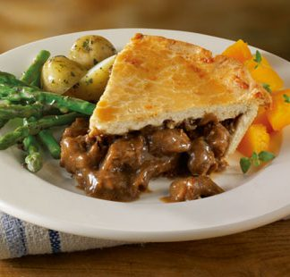 Beef & Ale Pie
