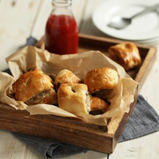 Order Now For Christmas- Mini Chicken Sausage Rolls