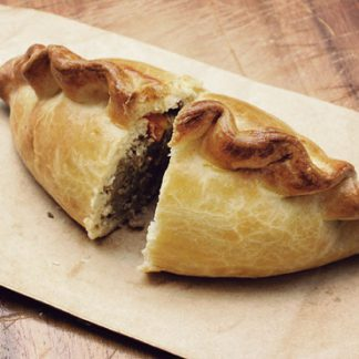 Traditional Beef Pasty