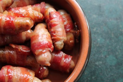 Order Now for Christmas- Pigs in Blankets 12pk