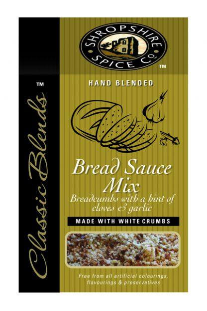Shropshire Spice Bread Sauce Mix 2 x 70g sachets