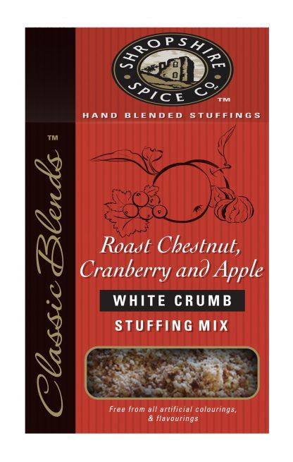 Shropshire Spice Chestnut, Cranberry & Apple Stuffing 150g