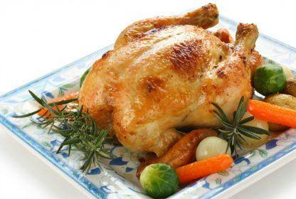 Free Range Whole Chicken
