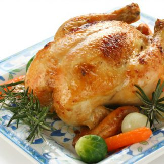 Order Now for Christmas- Poulet Noir
