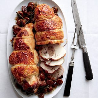 Order Now for Christmas- Free Range Turkey Breast Joint- Stuffed
