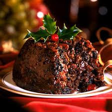 Handmade Christmas Pudding